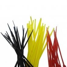 amarra cables de plástico