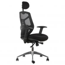 silla ergonometrica para oficina