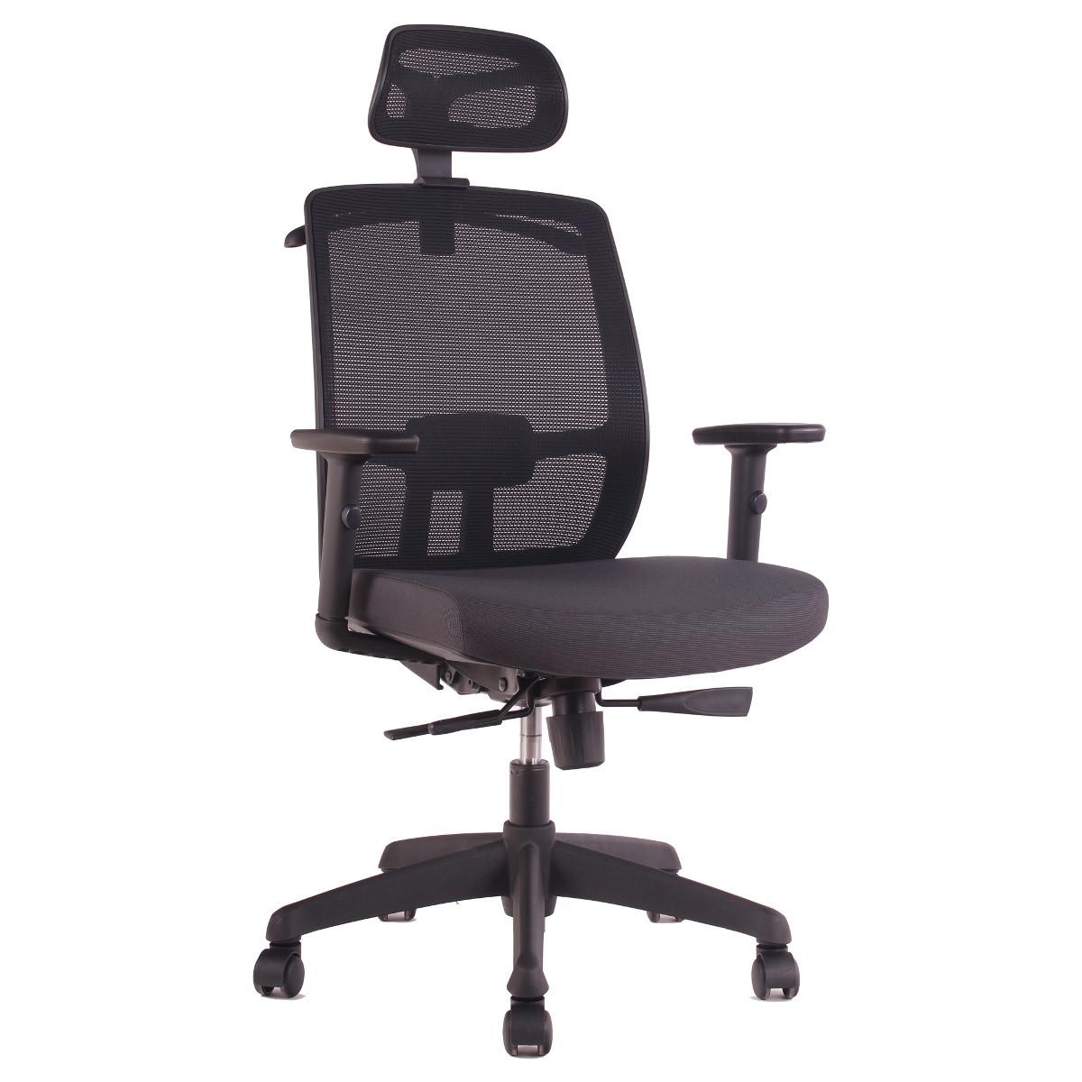 silla oficina alta gama
