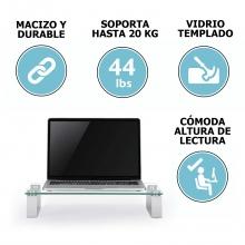 soporte monitor para escritorio