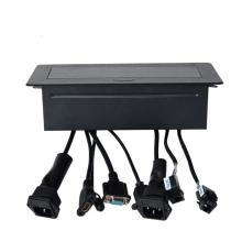 caja de conexión multimedia