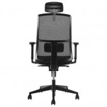 respaldo lumbar ergonómico para silla oficina