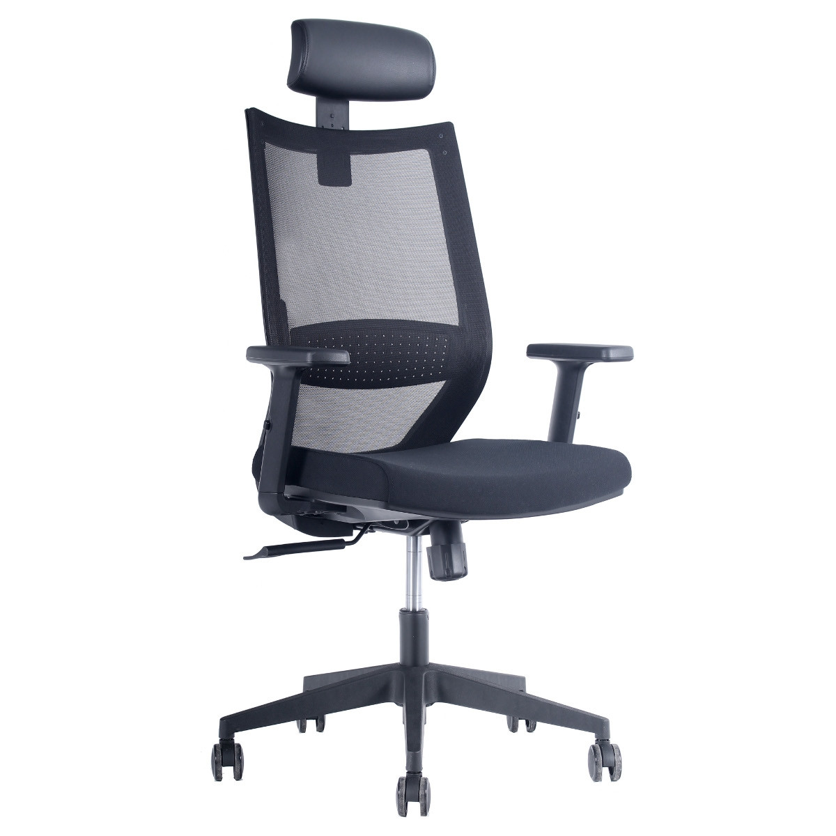 Sillas de escritorio ergonómica con cabecero