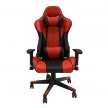 Silla Gamer ergonómica en color rojo