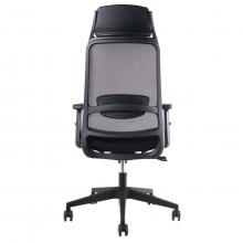 silla de escritorio con apoya cabezas