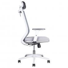silla de escritorio con apoyacabezas