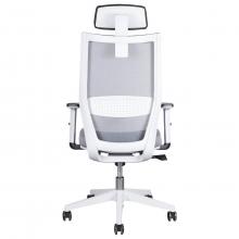 silla de escritorio con regulación de asiento