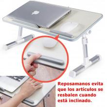 mesa notebook plegable