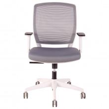 silla oficina con apoya brazos regulables