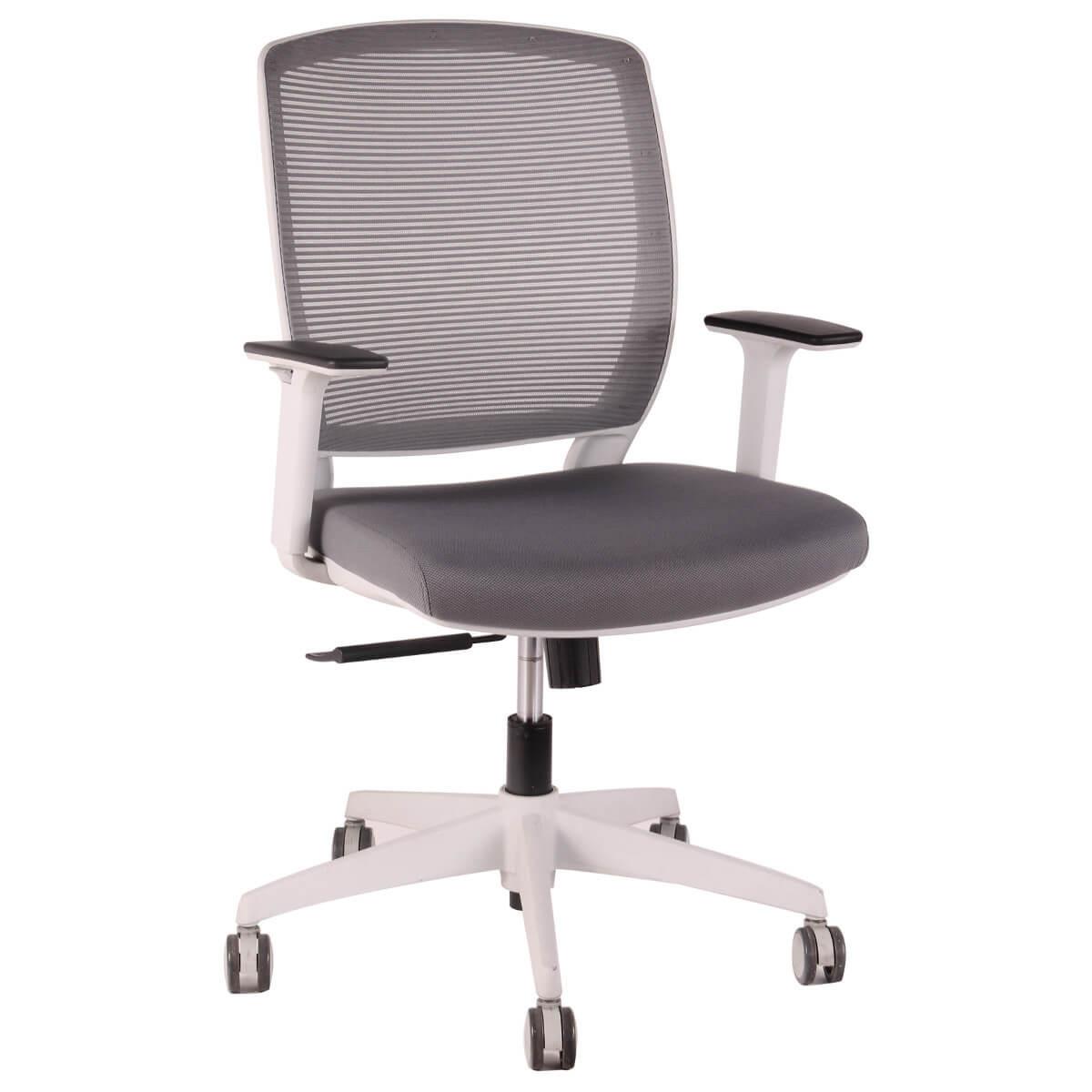 silla de escritorio respaldo en malla