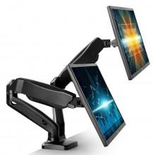 Soporte para 2 LCD Ergo Health