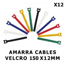 bases adhesivas para cables