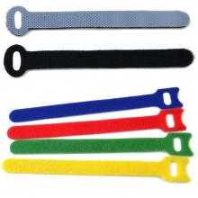 Amarra Multi propósito Velcro de Colores 125mm