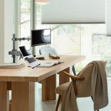 soporte notebook escritorio
