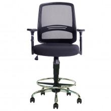 silla cajero alta