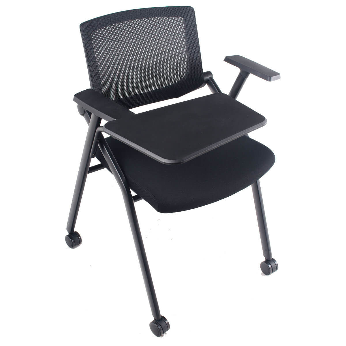 silla universitaria con paleta