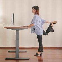 escritorio electrico ajustable