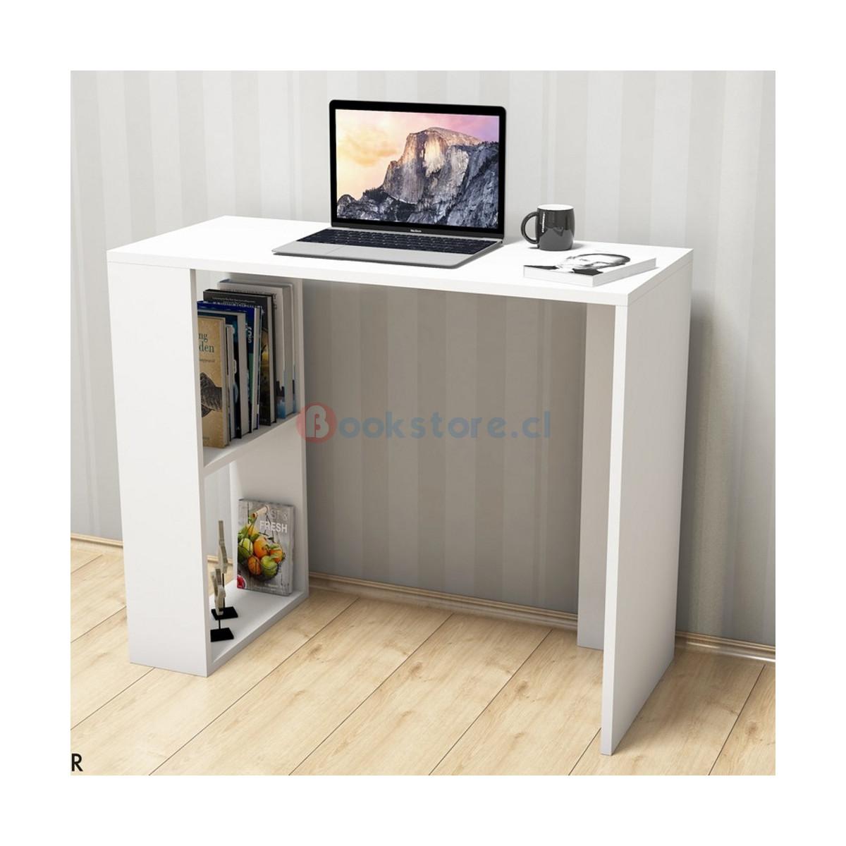 Escritorio Florencia En Melamina Madera Con Estanteria Puedes acceder a escritorio remoto de chrome desde un ordenador conectándote a internet. escritorio florencia en melamina madera con estanteria