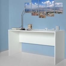 escritorio blanco oficina