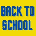 Back to School ➤ Regresa a clases como un campeón...porque lo mereces!