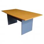 Compra online Mesas de reunión ovaladas y Semi Ovaladas.
